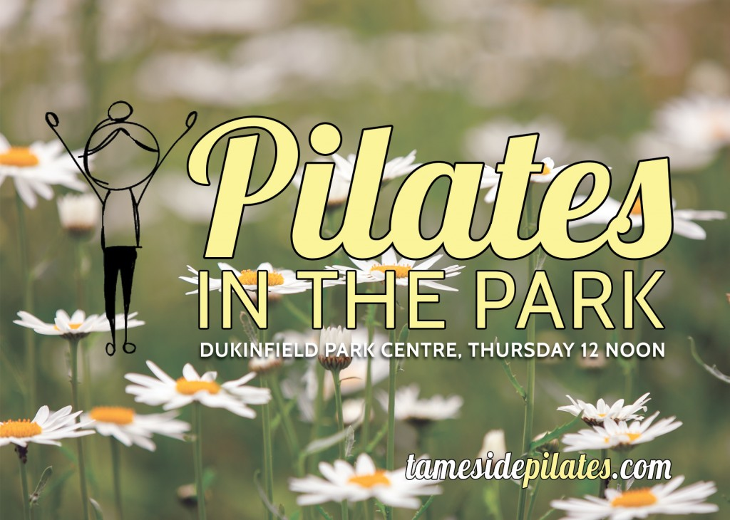 pilates in dukinfield park