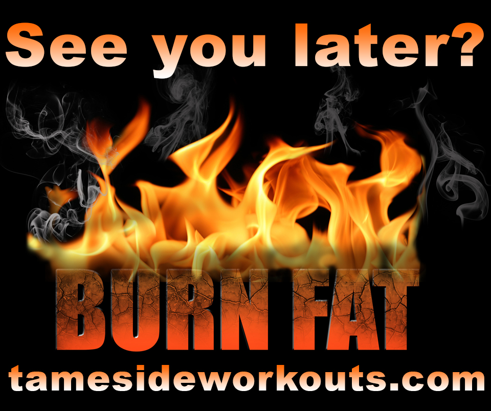 see you later fat burn