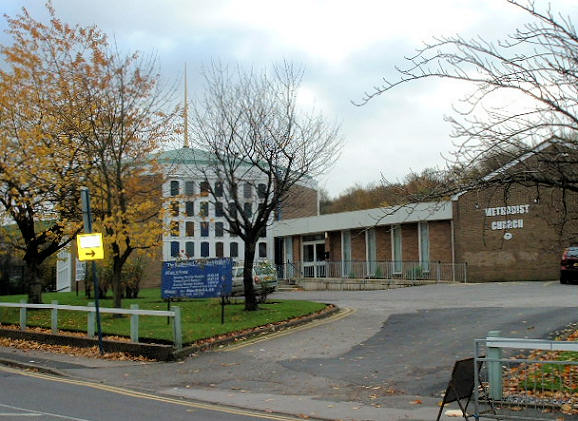 Stalybridge Methodist Church, home of Tameside Pilates and Fitness workouts