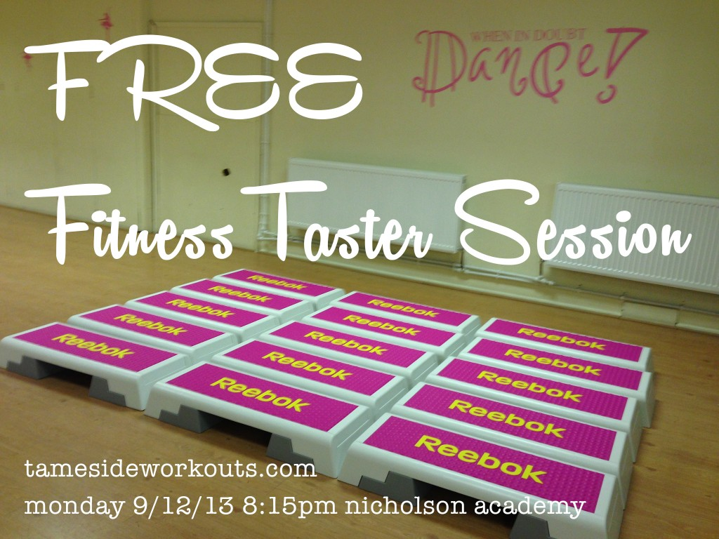 Free Fitness Taster